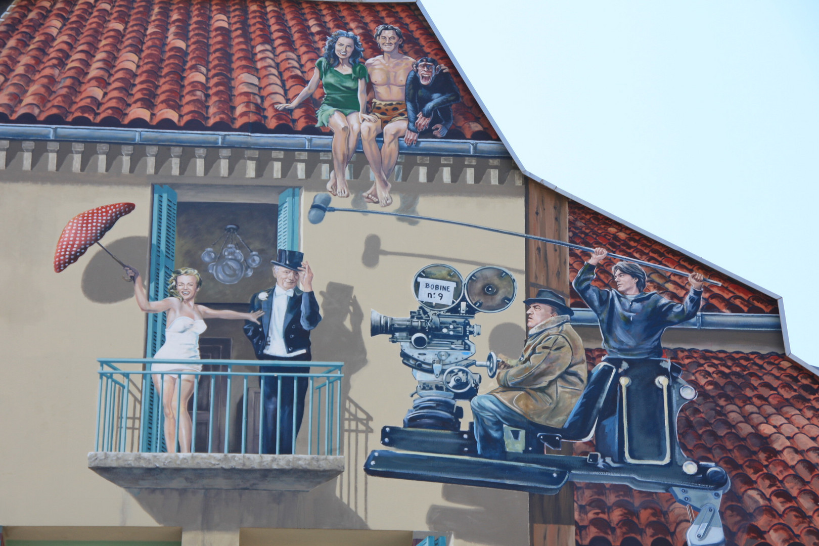 Graffiti - Aufnahme