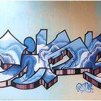 Graffiti aus meiner Heimatstadt ....