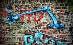 Graffiti aus Mühlheim ....