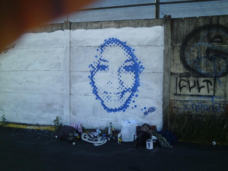 graffiti costa rica , street art costa rica,  Roy, graffiti, San Ramon, Costa Rica