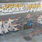 graffiti de gangster