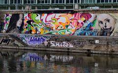 Graffiti, Donau Hafen Wien II