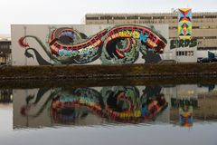 Graffiti dupliziert