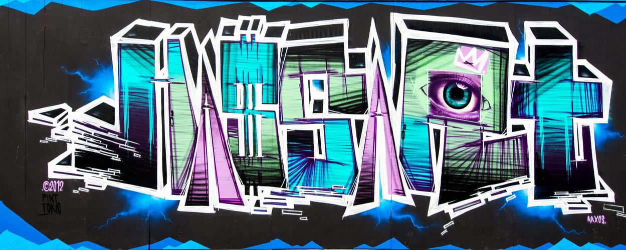 Graffiti EZB_1