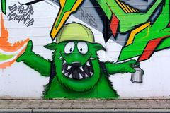 Graffiti FFM 8