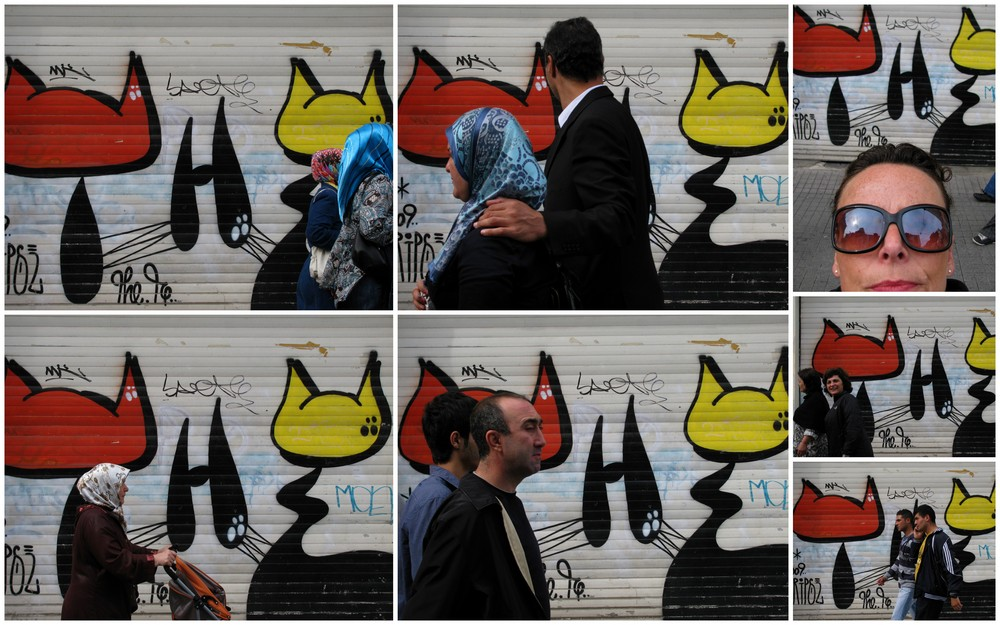 Graffiti in Istanbul