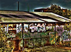 Graffiti in Münster