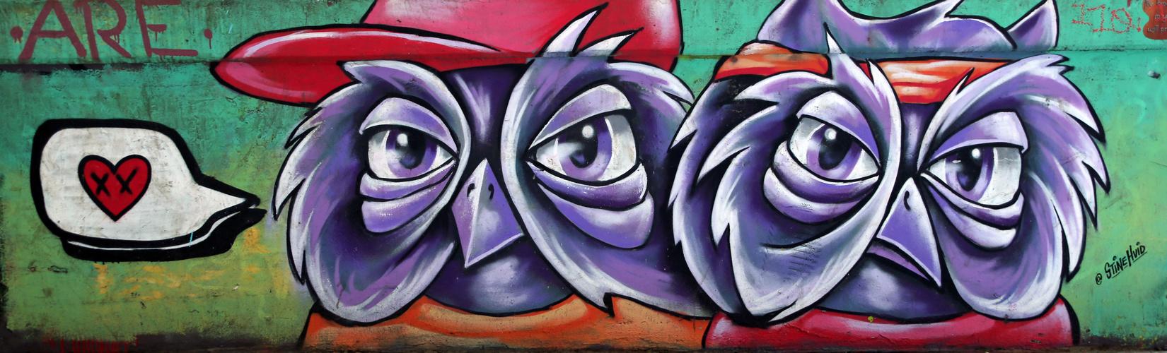 Graffiti - Kastel - -17-