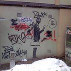Graffiti Kleinkunst