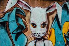 Graffiti Kunst vom feinsten