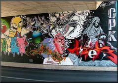 Graffiti o «arte minore»?!