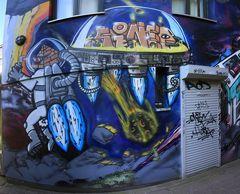 Graffiti-Pano