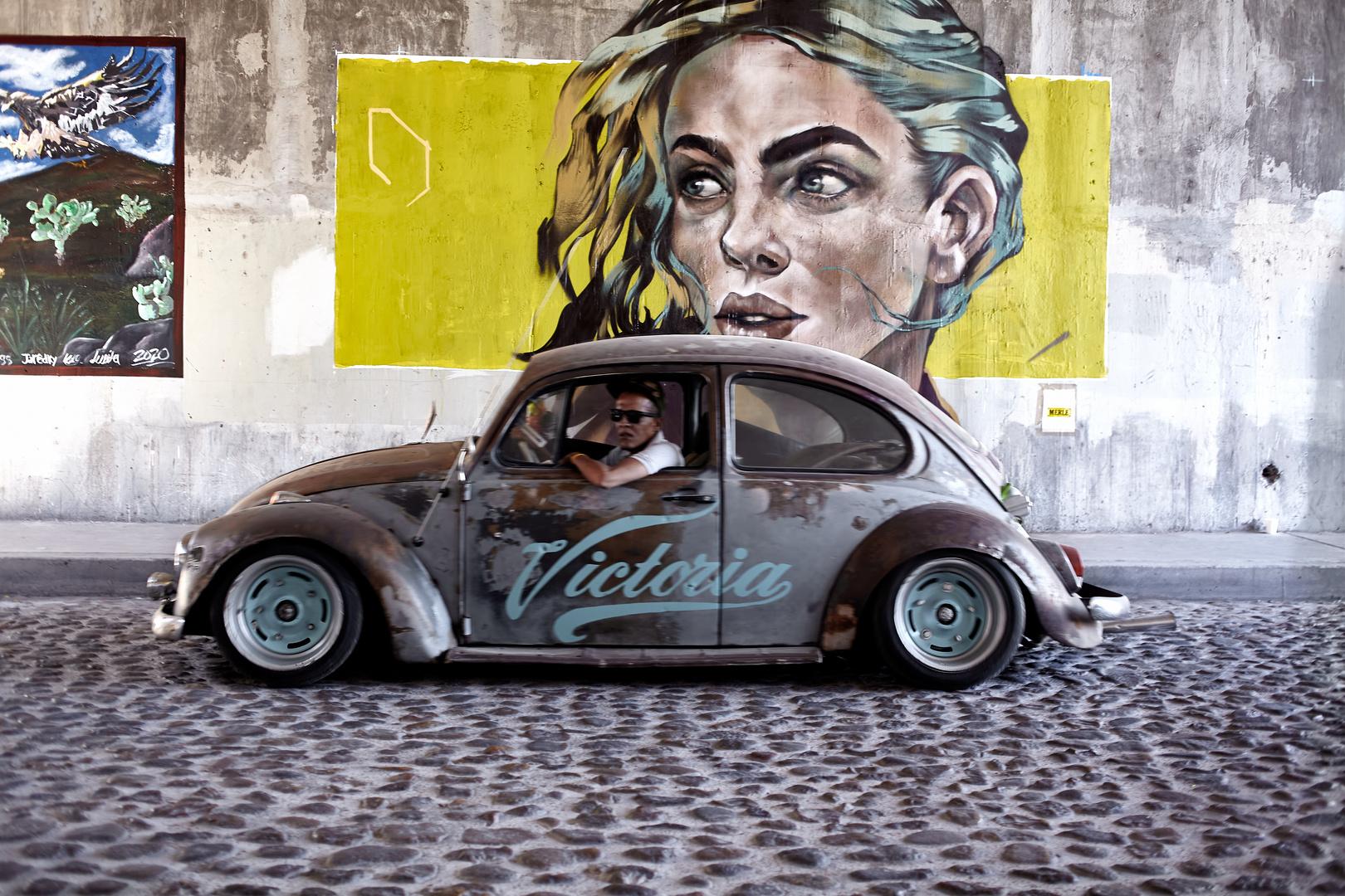 Graffiti y VW