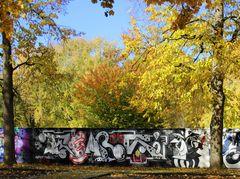 Graffiti, Zeitumstellung? :-)