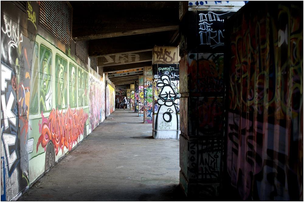 ... Graffiti-Zone ...