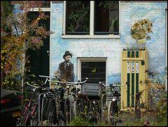 Graffiti/Amsterdam