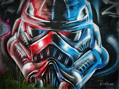 Graffito einer Kleinstadt   ....