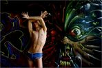 Graffity #4 (fear)