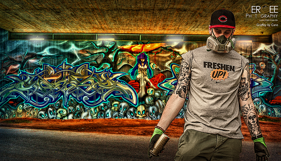 Graffity by Cane