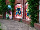 Graffity im Rondell