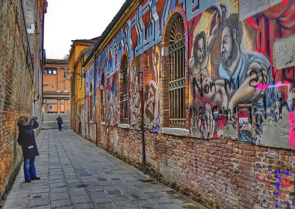 Grafitti Fotografin