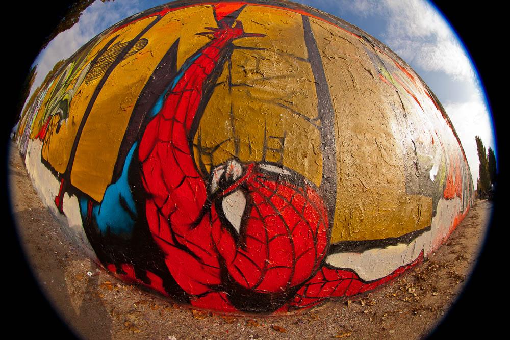 Grafitti Mauerpark 1