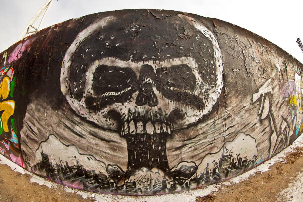 Grafitti Mauerpark 2