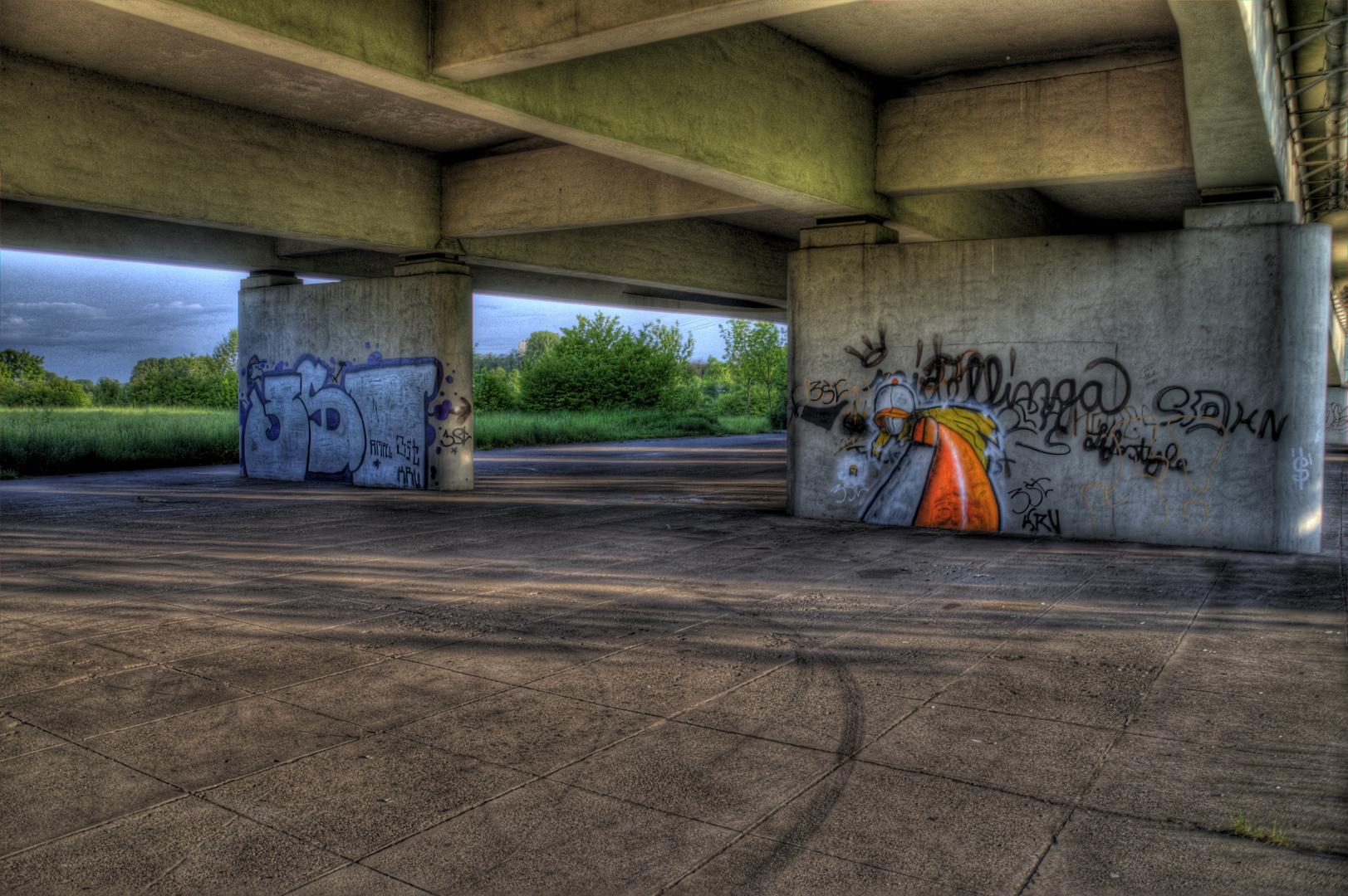 Grafity Saarlouis an der Saar