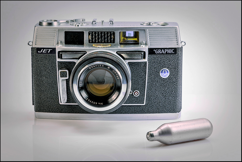 Graflex Graphic Jet... a blast from the past!