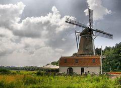 """Grain Mill """"De Hoop"""""""