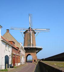 """Grain mill """"Rijn en Lek"""""""