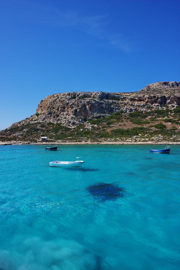 Gramvousa - Kreta
