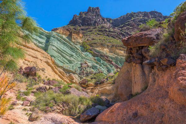 Gran canaria fotos bilder auf fotocommunity - Los azulejos gran canaria ...