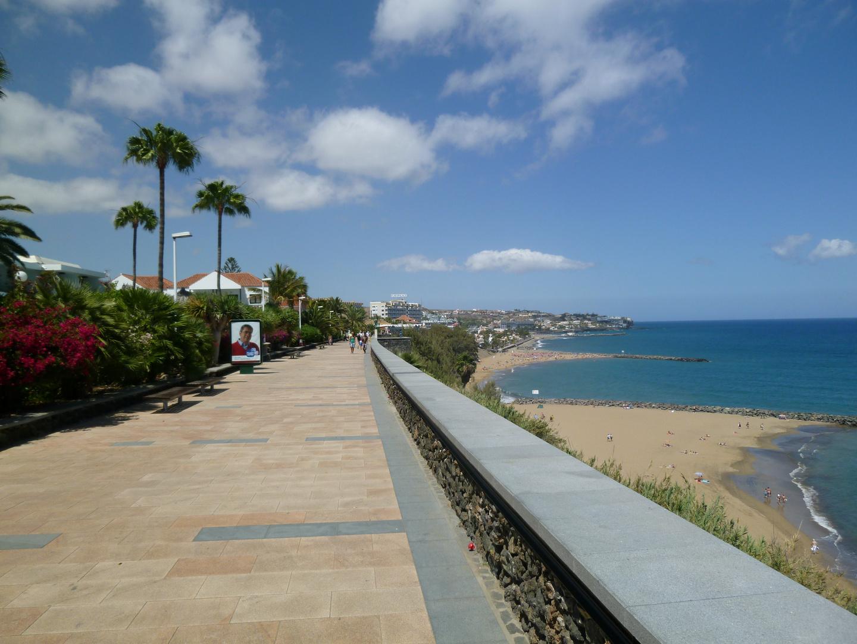 Gran Canaria Playa Del Ingles Foto Bild Europe Canary Islands