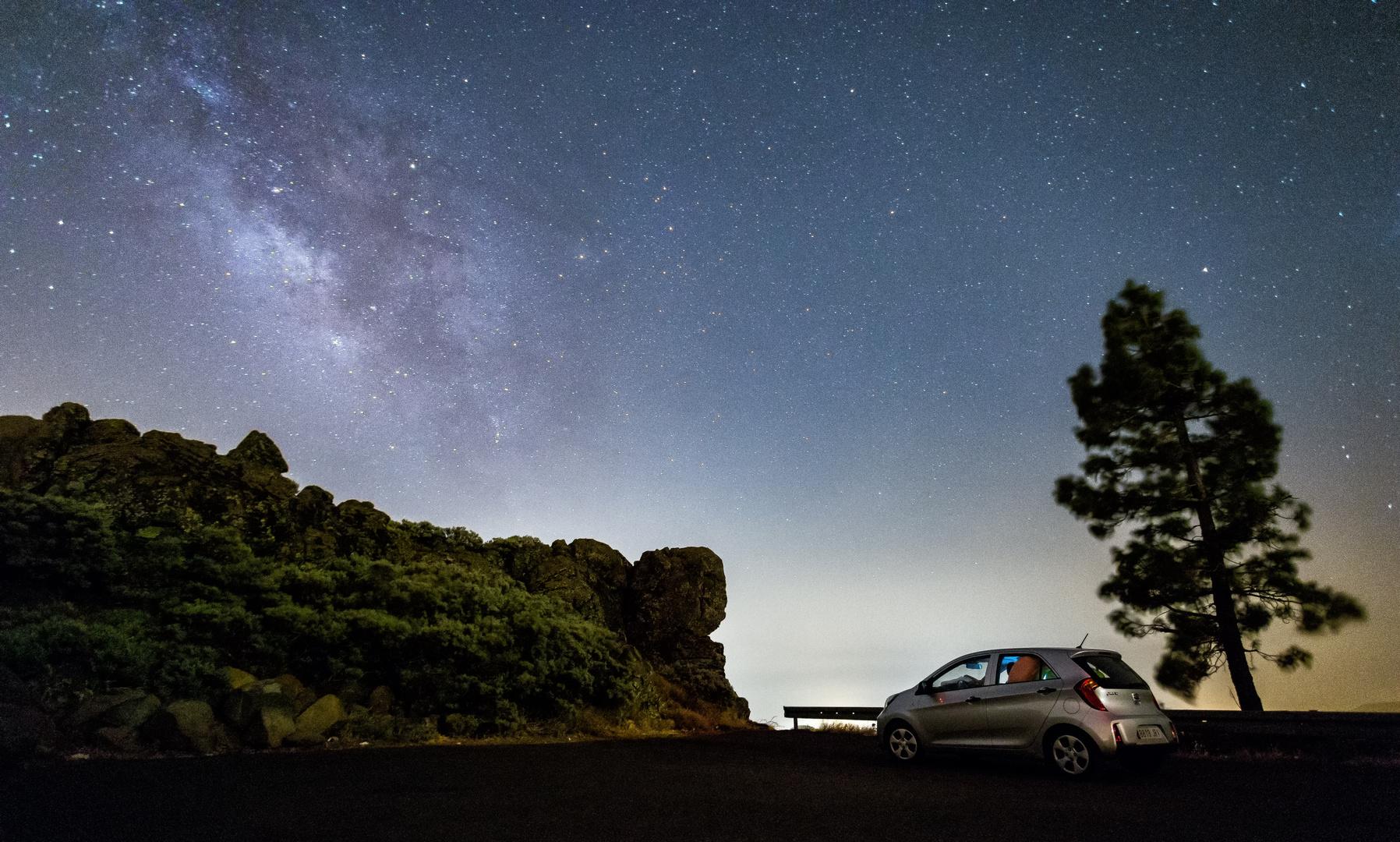 Gran Canaria Sternenhimmel