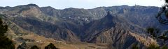 Gran Canarias Bergwelt