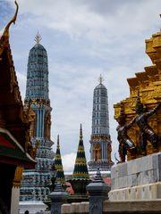Gran Palacio, Bangkok, Tailandia