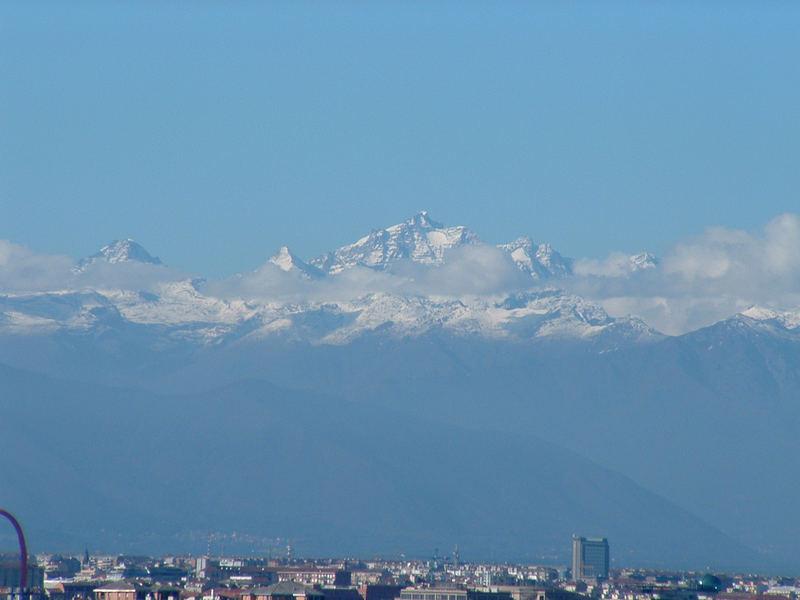 Gran Paradiso da Torino
