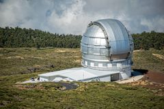 ::. Gran Telescopio Canarias .::