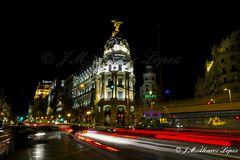 Gran Vía Madrid.