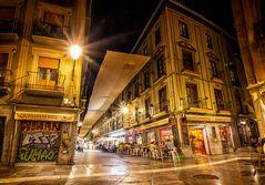 Granada- Nachtleben