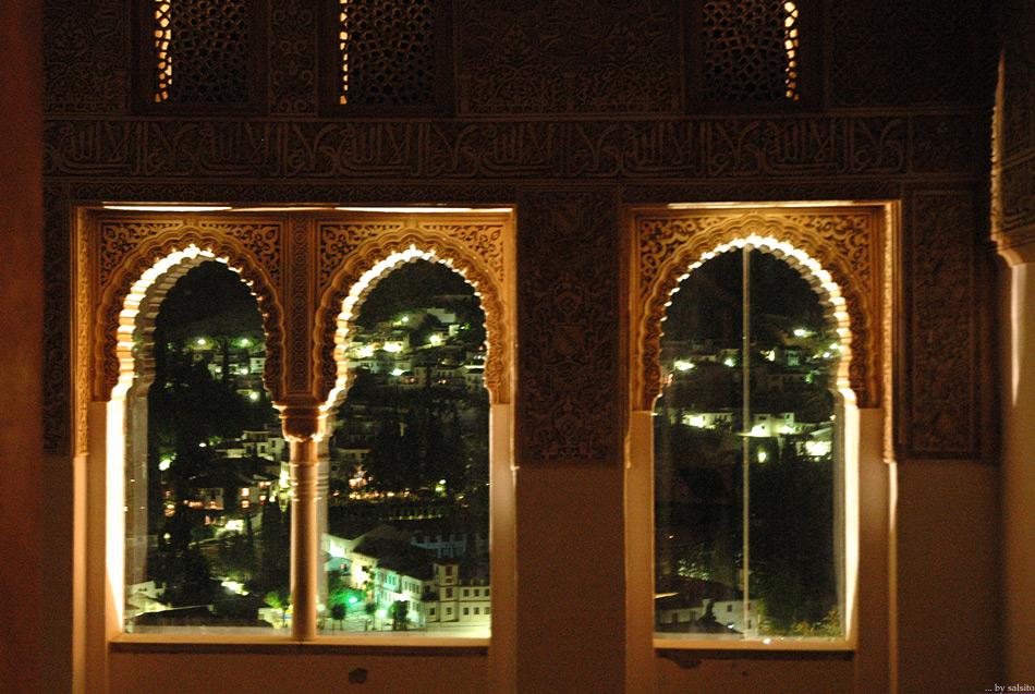 Granada Night view
