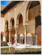 Granada Palazzo di Alhambra