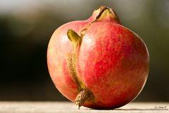Granatapfel mal anders