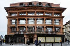 Grand Café Orient, Prag: Das kubistische Kaffeehaus