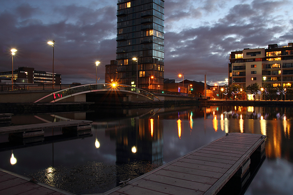 Grand Canal Dock...
