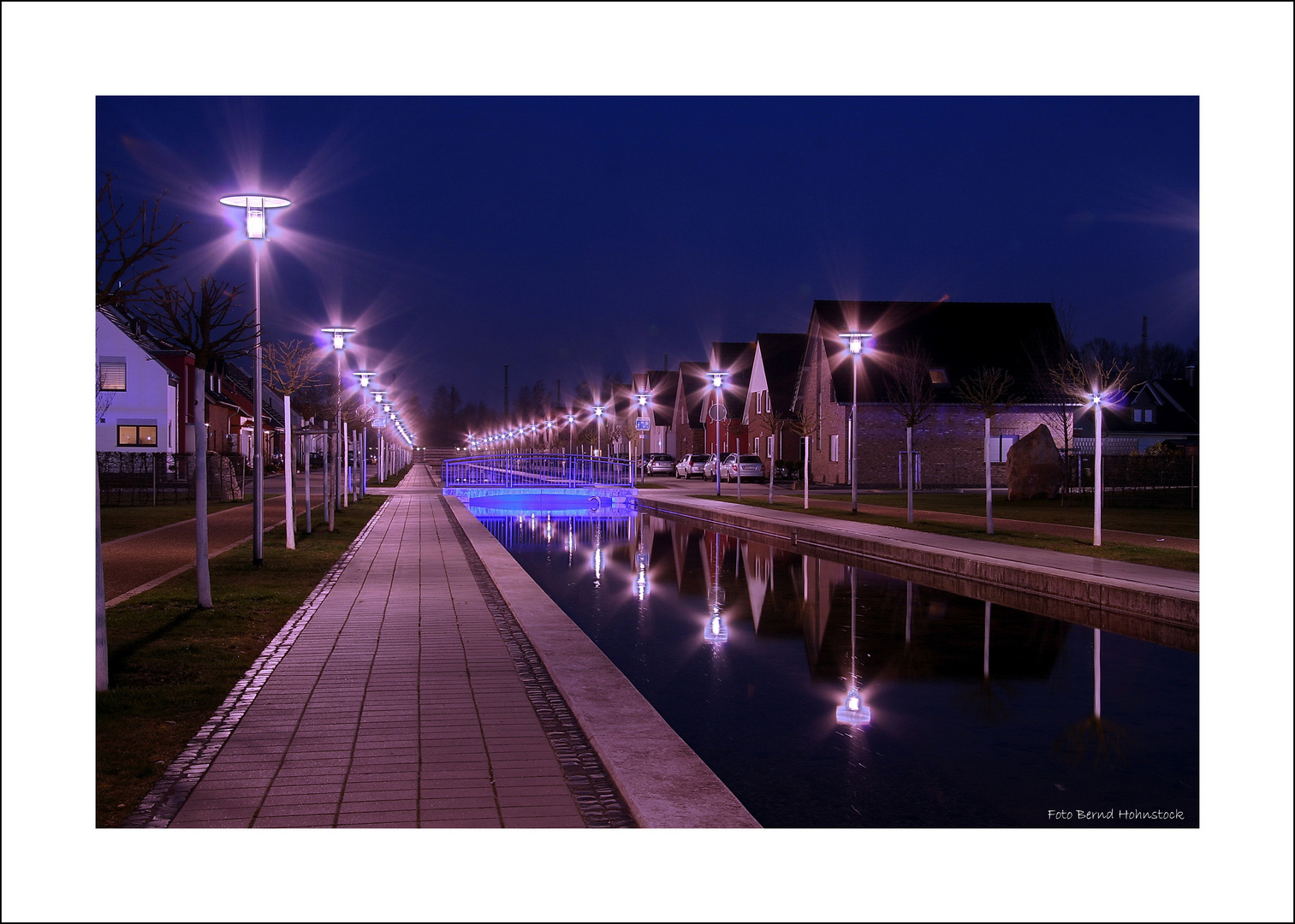 Grand Canal du Nord .....