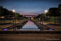 Grand Canal du Nord ....... zu Viersen