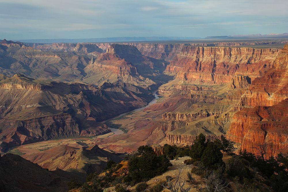 Grand Canyon - Abends kommt das Licht...