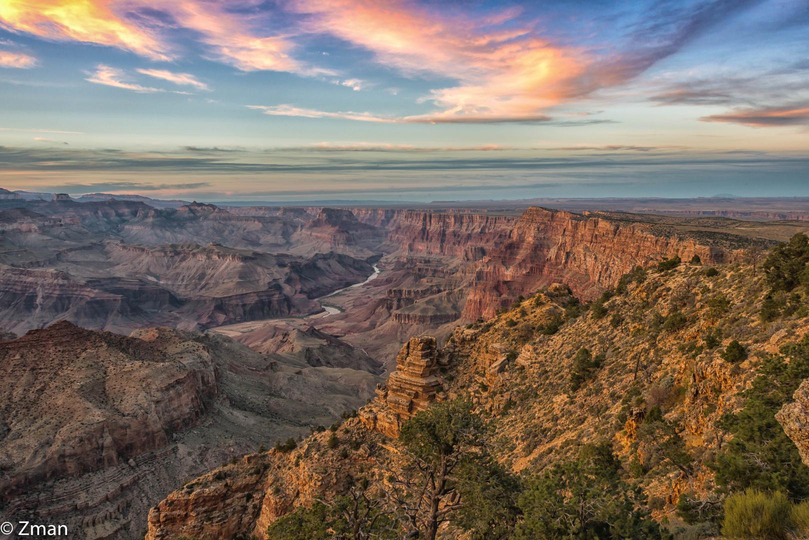 Grand Canyon at Sunset SPO_8457-44